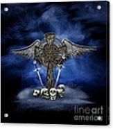 Heaven And War Acrylic Print