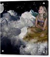 Heaven Is My Home Acrylic Print