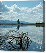 Heaven Reflected Acrylic Print
