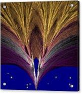 Heavenly Archway Acrylic Print