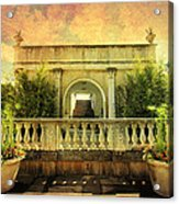 Heavenly Gardens Acrylic Print