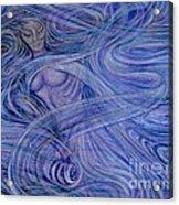 Heavenly Hostess IIl Acrylic Print by Jacquelyn Roberts