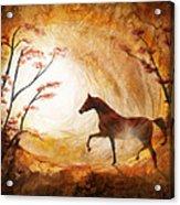 Heavenly Acrylic Print