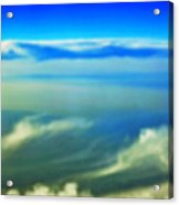 Heavenly Peace Acrylic Print
