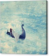 Heavenly Rest Acrylic Print