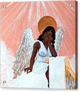 Heavenly Soul Acrylic Print