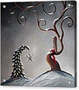 Heaven's Brightest Star By Shawna Erback Acrylic Print by Shawna Erback