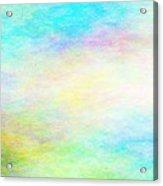 Heaven's Gate - Moravian Falls #1 Acrylic Print
