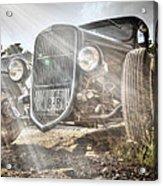 Heavens Model T Acrylic Print