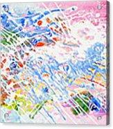 Heaven's Music Acrylic Print