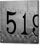 Heavy Metal 1519 - Photopower 1468 Acrylic Print