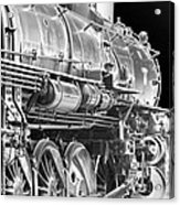Heavy Metal 1519 - Photopower 1469 Acrylic Print