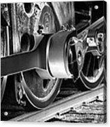 Heavy Metal 1519 - Photopower 1475 Acrylic Print