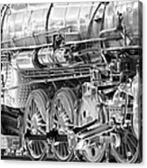 Heavy Metal 1519 - Photopower 1476 Acrylic Print
