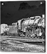 Heavy Metal 1519 - Photopower 1477 Acrylic Print