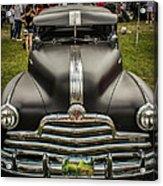 Heavy Metal 1941 Pontiac Acrylic Print