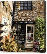 Hebden Court - Peak District - England Acrylic Print