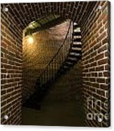 Heceta Head Lighthouse Interior 1 Acrylic Print