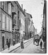 Hector Berlioz (1803-1869) Acrylic Print