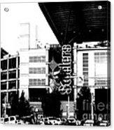Heinz Field Acrylic Print