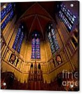Heinz Memorial Chapel Pittsburgh Pennsylvania Acrylic Print
