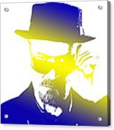 Heisenberg-3 Acrylic Print