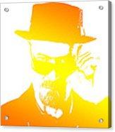 Heisenberg - 5 Acrylic Print