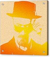 Heisenberg - 6 Acrylic Print