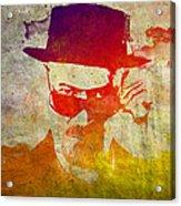 Heisenberg - 9 Acrylic Print