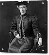 Helen Taft (1861-1943) Acrylic Print