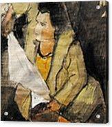 Helene #12 - Figure Series Acrylic Print