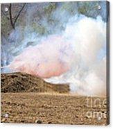 Hell Fire Acrylic Print