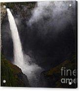 Helmcken Falls 1 Acrylic Print