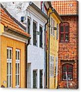 Helsingor Town Centre Acrylic Print