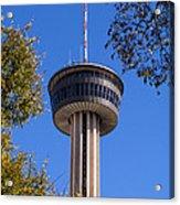 Hemisfair Park Tower Acrylic Print