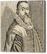 Hendrik Goltzius  Dutch Engraver Acrylic Print