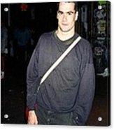 Henry Rollins 1991 Acrylic Print