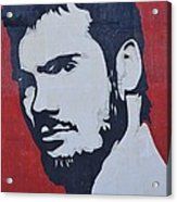 Henry Rollins Acrylic Print