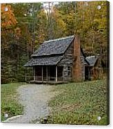 Henry Whitehead Place Cades Cove Gsmnp Acrylic Print