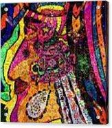 Her Majesty - Female Heroine   Acrylic Print