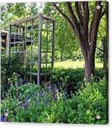 Herb Garden0981 Acrylic Print