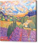 Herbes De Provence  Acrylic Print