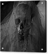 Herbies Dead Wife Lilith In New Orleans Acrylic Print