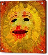 Here Comes The Sun Two Acrylic Print
