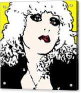 Heroine Of Chelsea / Nancy Acrylic Print