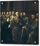 Herrera, Francisco De, Called The Elder Acrylic Print