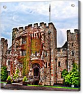 Hever Castle Acrylic Print by Chris Thaxter