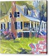 Heyward House Acrylic Print