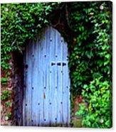 Hidden Doorway Acrylic Print