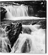 Hidden Falls Sheep River 1 Acrylic Print